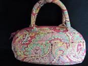 VERA BRADLEY Handbag SMALL PURSE CAPRI MELON
